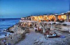 Sunset Ashram beach bar y restaurante, Ibiza #ibizarestaurants