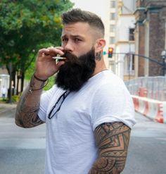 Bears, Beards and Smokers...