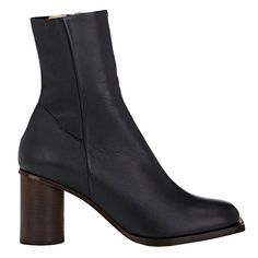 Paris Street Style Trend Alert: The Spring Boot - SHOP THE LOOK from InStyle.com