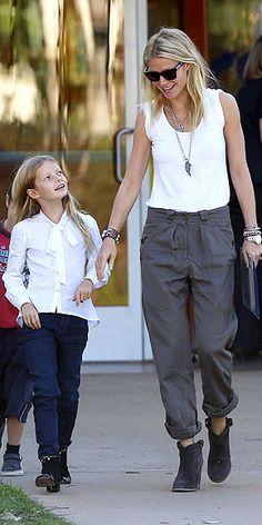 GWYNETH & APPLE photo | Apple Martin, Gwyneth Paltrow
