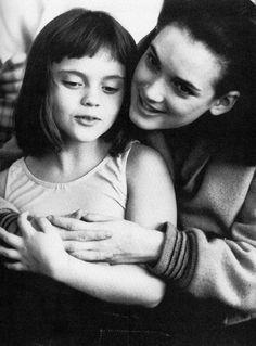 Winona Ryder & Christina Ricci