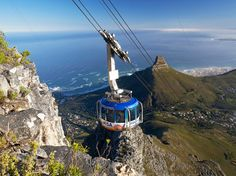 Eight Things You Didn't Know about Table Mountain, Cape Town, South Africa Cape Town Tourism, Table Mountain Cape Town, Cape Town South Africa, Amazing Destinations, Travel Destinations, Travel Tours, Travel Ideas, Best Cities, World