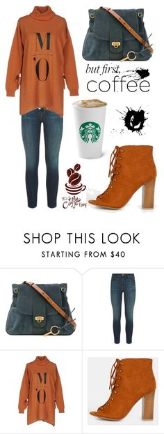 """""""My style"""" by keren300 ❤ liked on Polyvore featuring J Brand and Guardaroba"""