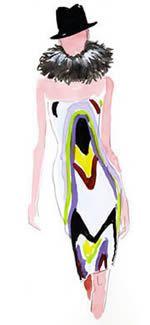 Art 2 Illustration on Pinterest | David Downton, Fashion Illustrations ...