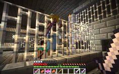 Minecraft Adventure Map - Herobrine Mansion Minecraft 2014, Adventure Map, Desktop Screenshot, Mansions, Manor Houses, Villas, Mansion, Palaces, Mansion Houses