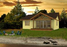 chase-home-kits-485    THE CHASE   804 SQ FT. LINWOODHOMES.COM/HOUSE-PLANS/PLANS/CHASE