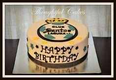 Club Santos Laguna Cake