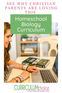 If you have a high school student that needs a biology credit, check out this solid resource for homeschool biology curriculum. #homeschoolbiology #homeschoolscience #highschoolcurriculum High School Curriculum, Homeschool Curriculum Reviews, Homeschool Books, Biology Lessons, Teaching Biology, Biology For Kids, Christian Parenting, Credit Check, Parents