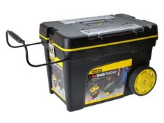 PRICE GAP Stanley Professional Mobile Tool Chest £41.22 but £24.99 if choose other sellers