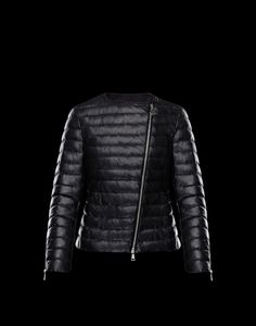 Moncler PALOMETE in Biker jackets for women: find out the product features and shop now directly from the Moncler official Online Store.