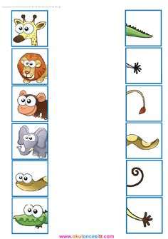 Spring Counting Centers for Preschool Preschool Learning Activities, Animal Activities, Book Activities, Preschool Activities, Kids Learning, Zoo Preschool, Community Helpers Preschool, Kindergarten Math Worksheets, Exercise For Kids