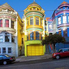San Francisco Walking Tour: Haight/Ashbury
