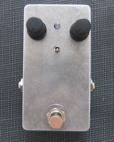 Harmonic Percolator overdrive distortion fuzz  complete DIY Kit guitar effect pedal PCB