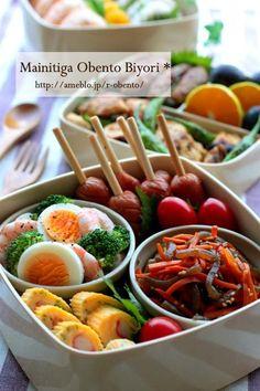 2010運動会のお弁当♪~行楽用のお弁当~ の画像 あ~るママオフィシャルブログ「毎日がお弁当日和♪」Powered by Ameba