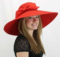 women with hats - Google Search
