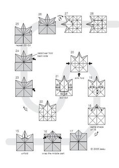 origami maple leaf,origami four leaf clover,origami leaf card,leaf origami, Origami Maple Leaf, Origami Leaves, Origami Flowers, Useful Origami, Diy Origami, Origami Tutorial, Origami Ideas, Origami Guide, Origami Ball