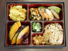 Woods Macrobiotics Obento Lunch Delivery