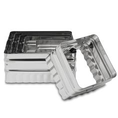 Ateco 6-Piece Double Sided Square Cutter Set * Hurry! Check out this great item : Baking Accessories