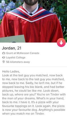 Self deprecating humor Flirting Quotes For Her, Flirting Humor, Sarcastic Quotes, Dating Quotes, Quotes For Him, Funny Sarcastic, Dating Memes, Funny Tinder Profiles, Tinder Bio