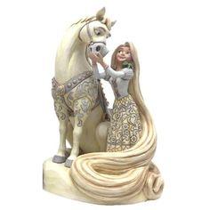 Disney Figurines, Collectible Figurines, Rapunzel, Arte Disney, Punk Disney, Disney Rooms, Disney Traditions, Duck Tales, Disney Merchandise