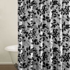 Shower curtain that is a little modern and might go nice with my current curtains. $29.99