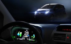 "Chevy-Spark-EV advanced ""infotainment"" system to debut at LA Auto Show"