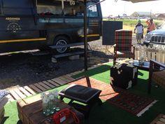 Sitting down set up. Food Truck, Journey, Food Trucks