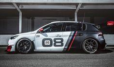 Παραδόθηκε το πρώτο Peugeot 308 Racing Cup