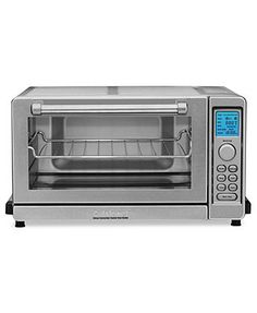 Cuisinart TOB135 Deluxe Convection Toaster Oven & Broiler