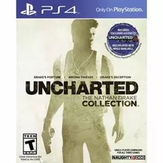 Fry's: Uncharted Collection: The Nathan Drake Collection (PS4) or Bloodborne (PS4) $9.99 Each & More  Free Stor...