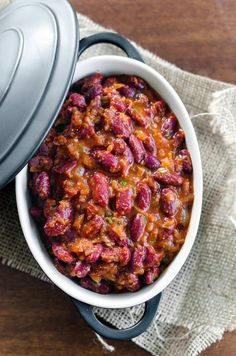 Recipe: Red Kidney Bean Curry with Rice (Rajmah Chawal) — Recipes from The Kitchn