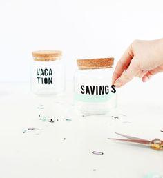 We all need to make one #savingsjar