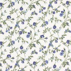 Cotton Flower Nevele 1 - Bomuld - stålblå