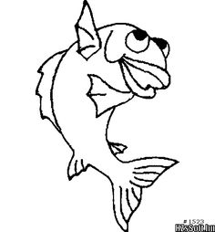 Shark Coloring Pages 14