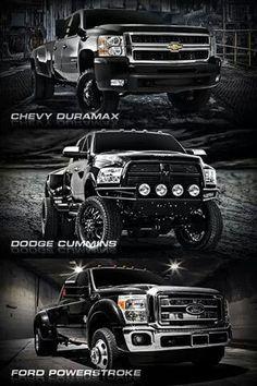 Choose your diesel