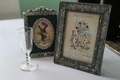 Mad Hatter Alice in Wonderland Centerpiece by BackBoneHandmade, $13.00