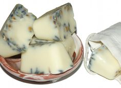 Not soap! make some organic lemon lavender bath melts for yourself or to give as gifts