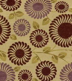 Upholstery Fabric-Richloom Studio Adora Mulberry, Chair cushion cover