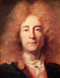 Titre de l'image : Hyacinthe Rigaud - Portrait of an Unknown Man