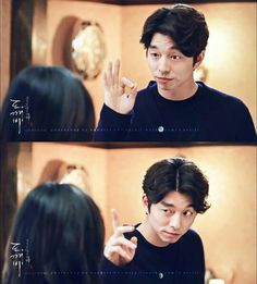 Okay? Okay, Gong Yoo