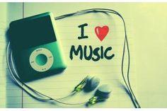 I love my iPod~