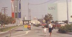 NBC Color City, Alameda Ave, Burbank, 1963 Burbank California, Los Angeles California, Southern California, Near Dark, Truth Or Consequences, Toluca Lake, Nbc Tv, San Fernando Valley, Universal City