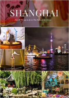 The top 10 experiences not to miss in Shanghai, China with Viking River Cruises.
