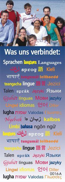 Idiomas und mehr.