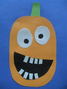 Halloween Crafts For Toddlers, Halloween Crafts For Kids, Toddler Crafts, Halloween Fun, Toddler Activities, Holiday Crafts, Fall Preschool, Preschool Crafts, Kids Crafts