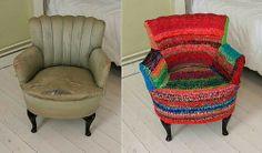 Cambia tu sillon viejo