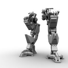 Robot Legs Concept by ArTomsey.deviantart.com on @deviantART