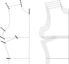 El sistema de dresscutting para el Haslam Fuller figura-copia