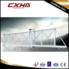 Factory Gate, easy gate, driveway sliding gate, industrial gate