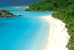US Virgin Islands #beach